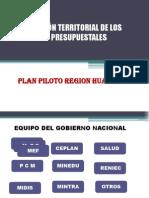 Piloto Articulacion Huanuco