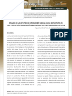 Interaccion Suelo Estructura de Edificio-bolivia