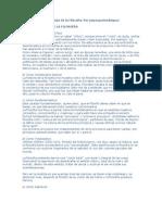 Características y División de la Filosofía