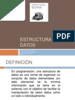 Estructura de Datos-CLASE 1