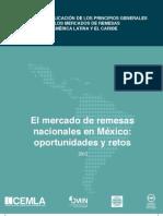 Mercado de remesas México