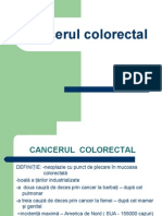 Cancerul Colorectal
