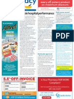Pharmacy Daily for Thu 04 Oct 2012 - Australian hospitals, Remicade approval, Vitamins and much more...