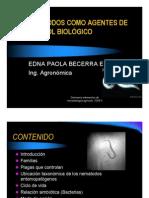 Nematodos Entomopatogenos