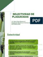 Final Mip Selectividad de Plaguicidas