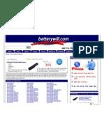 Www.batterywill.com Asus