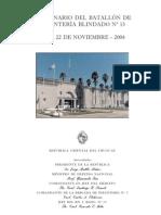 Batallon 13 Libro Centenario
