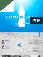 Presentación Oficial Un Litro de Luz