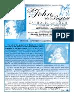 Bulletin September 16 2012