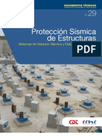 Proteccion Sismica de Estructuras Cdt