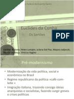 Euclides da Cunha - Os Sertões