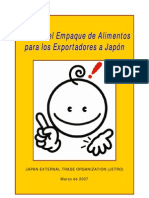 Manual Empaque Alimentos