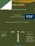 Robo Knon - Case Study