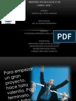 Unidad 2 Planeacion Estrategica Del Capital Humano.