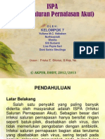 Presentasi Makalah ISPA