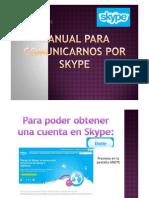 Manual Skype