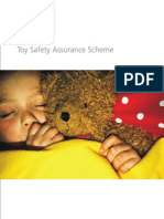 Toy Safety Assurance Scheme (Text Extractable)