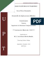 Cuestionario App Móviles-Oscar Flores Hernández