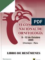 Libro de Resumenes VICNO 2005