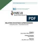 Relatório carlos setembro 20122