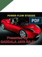 Power-Flow Studies by Jaya Raju