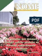 Revista Izunome Capa