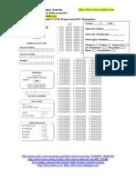 Facsímil N°15 Preparación PSU De Matemática