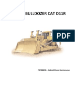 Tractor Bulldozer Cat d11r