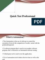 QTP Material