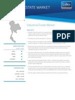 Thailand Industrial Estate MKT Report Half Year 2012