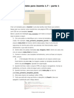 Criando Template Para Joomla 1.7