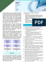 ADSS Client SDK Datasheet