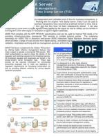 ADSS TSA Server nCipher TSS Datasheet
