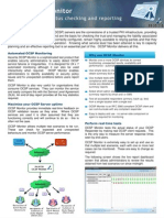 OCSP Monitor Datasheet