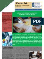 6ta Edición Periódico Proyección Social.