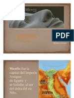 Unidad 1 Menfis - Mabel Gómez