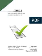 Auditing 2 - Pbl Task 1