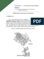 ALENCAR MENDES, R. A. CONSTRUCAO DE UM MAPA DA COMUNIDADE DE GENIBAU - FORTALEZA - CEARA  Secadi. Marco 2012, 9p