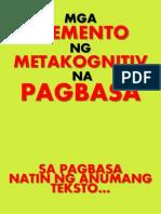 Elemento Ng Metacognitiv