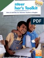 Volunteer Teacher's Toolkit by i-to-i TEFL
