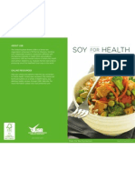 Soy for Health Benefits