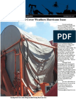 Envelop Reel Cover Weathers Hurricane Isaac