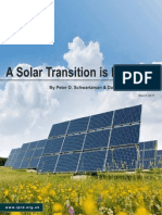 A Solar Transition is Possible