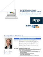 Solutiontogo Webinar TOP5FreeWare ToolsTemplates 27September2012 Dokumentation
