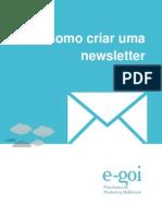 Como criar uma Newsletter