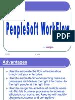 PeopleSoft WorkFlow