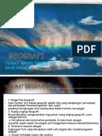 Geografi - Tugas Akhir Semester