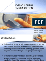 Cross Cultural Communication (2)