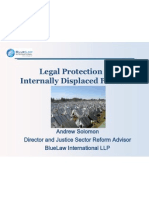 Legal Protection of IDPs (2012)
