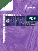 SONNAX Catalog Transmission